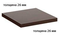 Столешница ДСП+пластик+кромка ПВХ 700х700х26