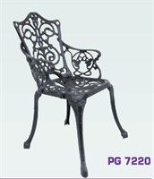Кресло  металлическое PG 7220
