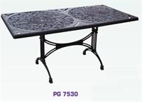 Стол металлический PG 7530